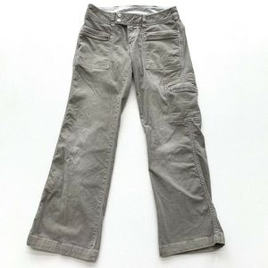 The North Face Corduroy Boot Cut Flare Pants SZ 2